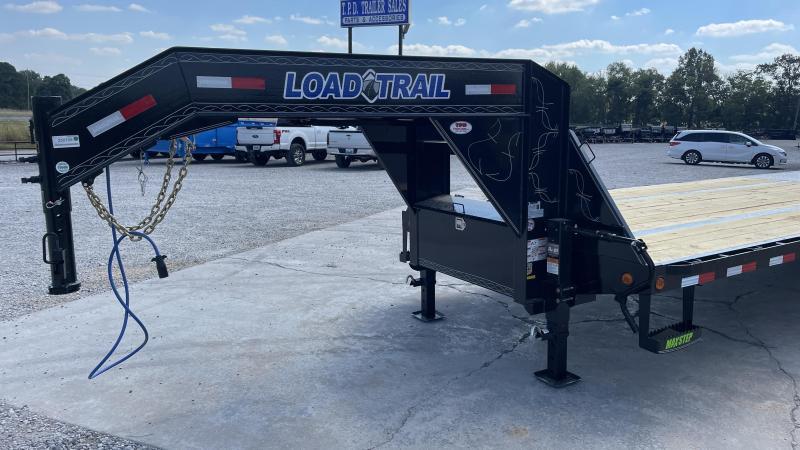 "2022 Load Trail 102""X30' 22K Gooseneck Trailer"