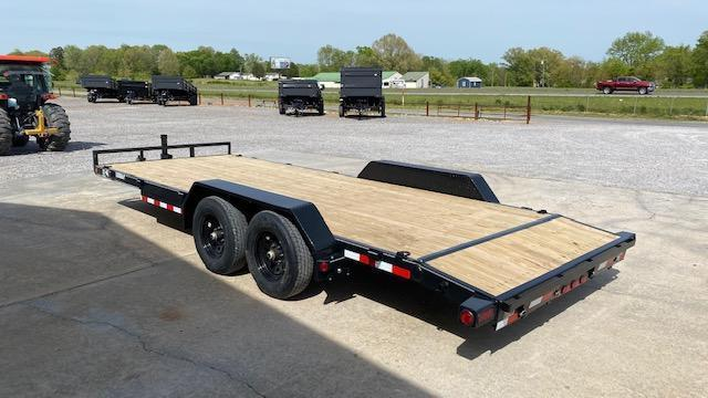 "2021 Load Trail 83""x20' Car Hauler"