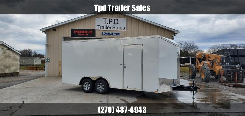 2021 Spartan 8.5'X18' Enclosed Trailer