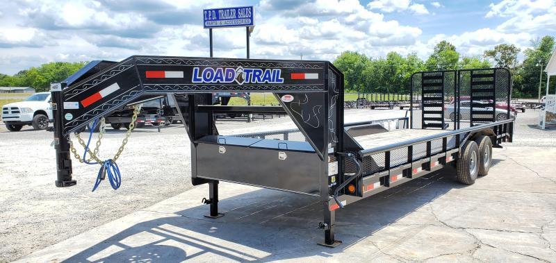 "2020 Load Trail 102""X24' Gooseneck Trailer"