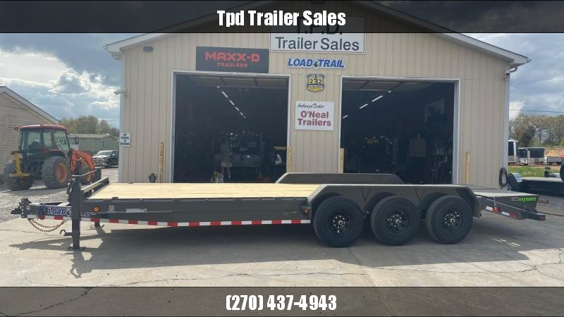 "2021 Load Trail 83""x24' Equipment Trailer"