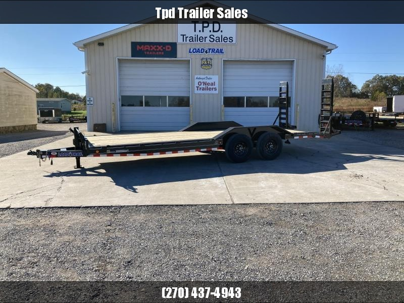 "2021 Load Trail 102""X22' Equipment Trailer"