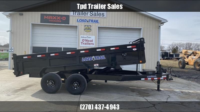 "2021 Load Trail 83""x16' Dump Trailer"