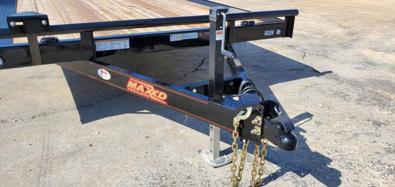 "2020 Maxxd 102""X24' Equipment Trailer"