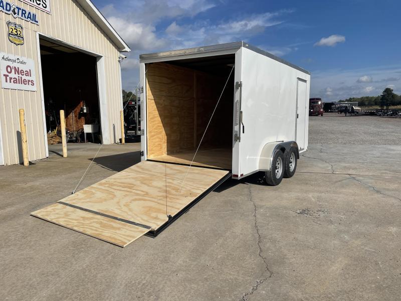 2022 Spartan Cargo 7X14 TA 7K Enclosed Trailer