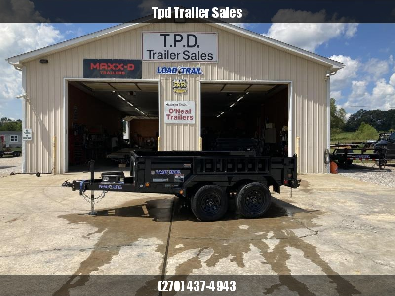 "2021 Load Trail 72""X10' Dump Trailer"