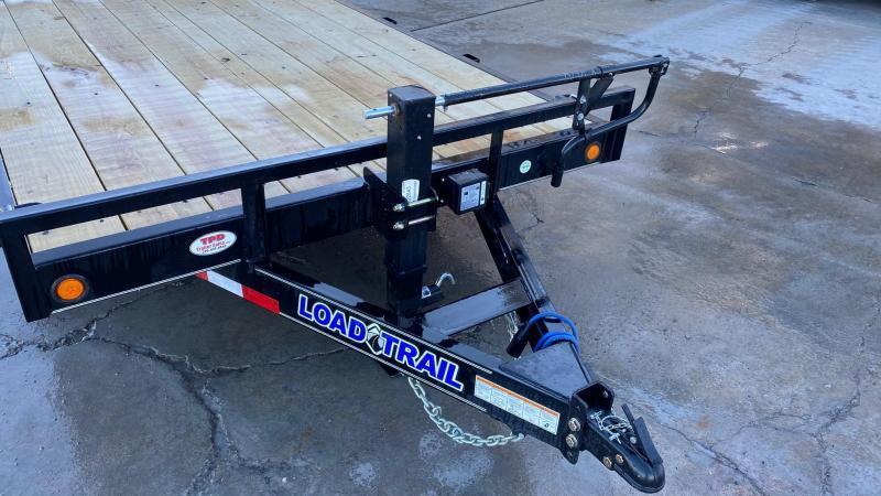 "2021 Load Trail 83""x22' Equipment Trailer"