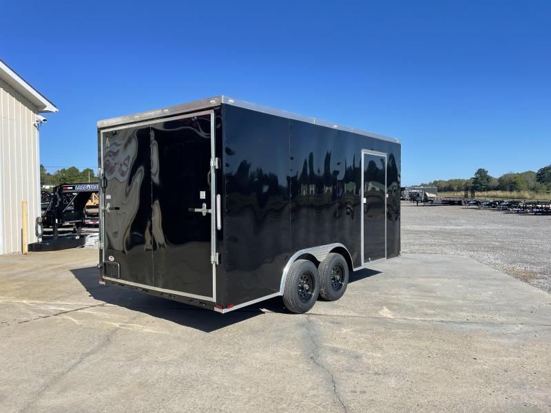 2022 Spartan Cargo 8.5'X16' TA 10K Enclosed Trailer