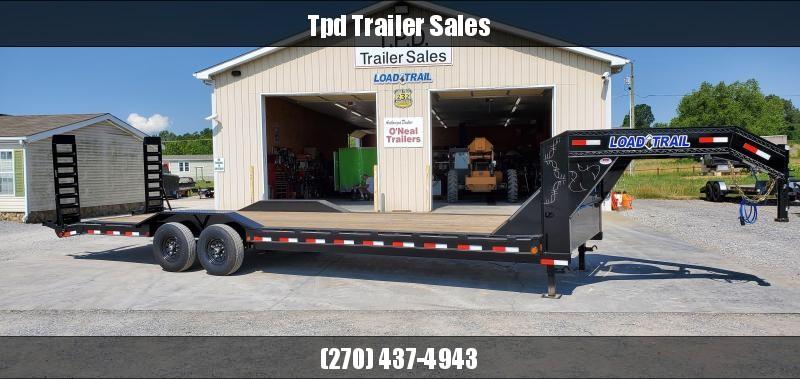 "2020 Load Trail 102""X28' Gooseneck Trailer"