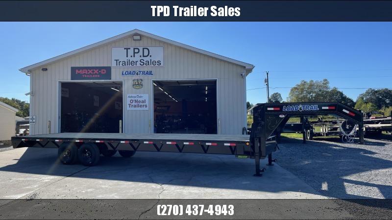 2022 Load Trail GH0230072 Equipment Trailer