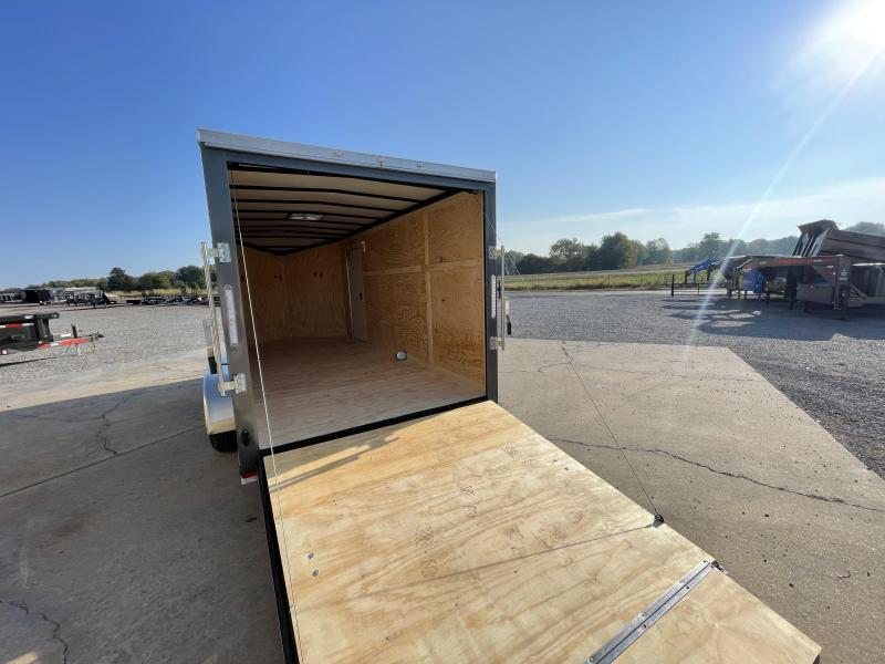 2022 Spartan Cargo 7'X16' 7K Enclosed Cargo Trailer