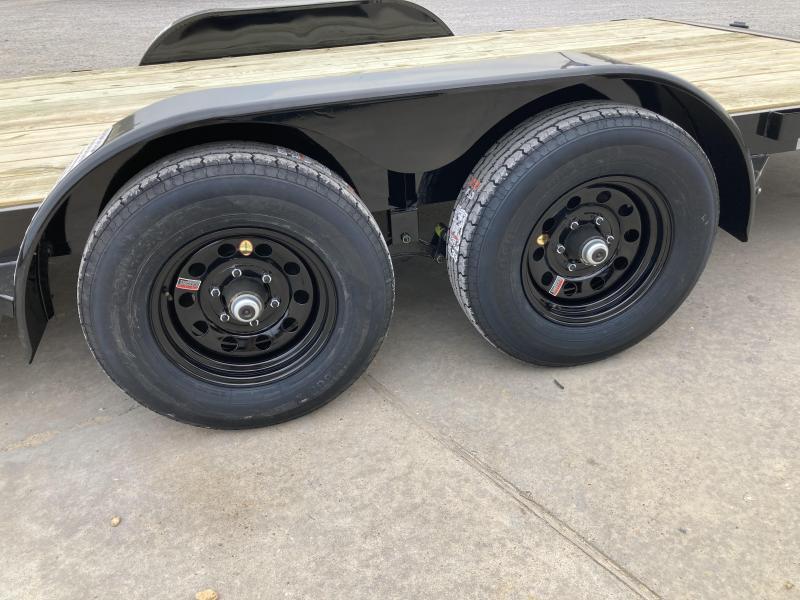 "2021 Rice 82""X22' Car Hauler"