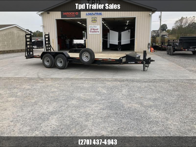 "2019 Heartland Trailer Mfg 83""X20' Equipment Trailer"