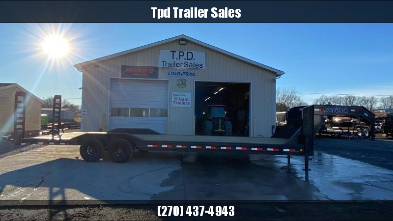 "2021 Load Trail 102""x30' Gooseneck Trailer"