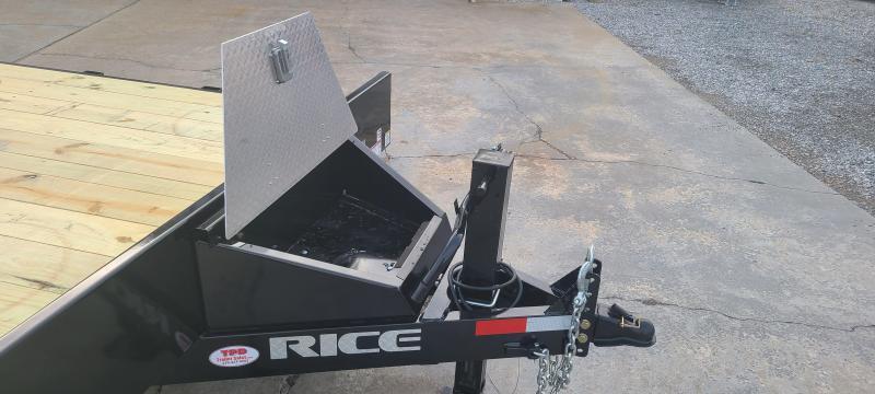 "2021 Rice 82""X22' Equipment Trailer"
