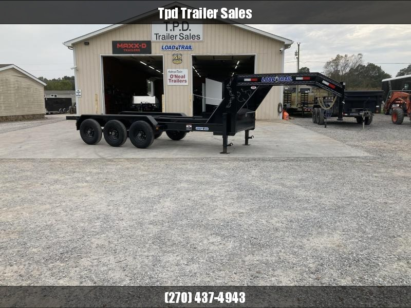 "2019 Load Trail 83""X16' Gooseneck Drop-N-Go Trailer"