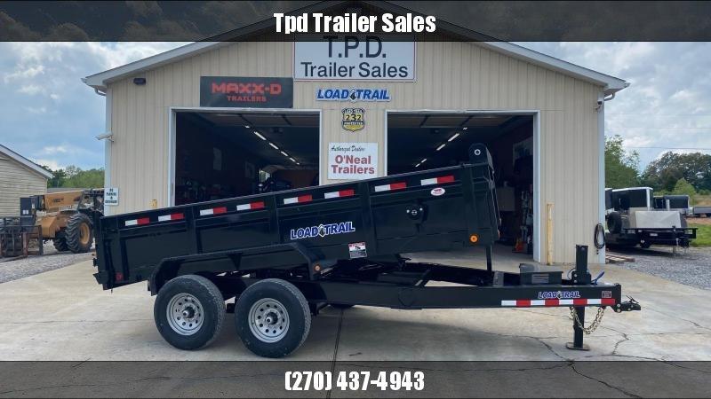 "2021 Load Trail 83""x14' Dump Trailer"