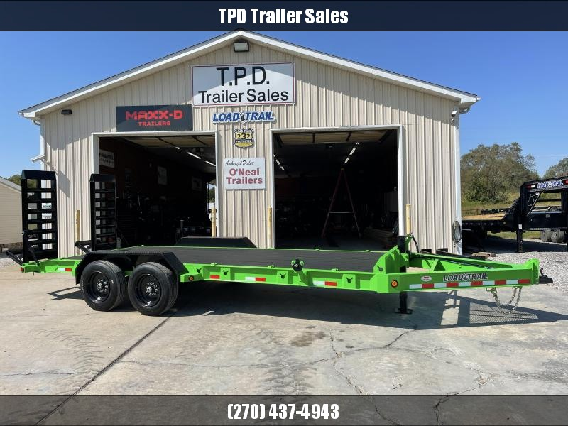 "2022 Load Trail 83""X22' 16K Equipment Trailer"