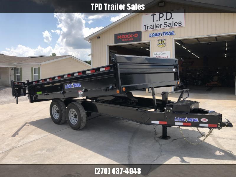 "2022 Load Trail 96""x14' 14k Dump Trailer"