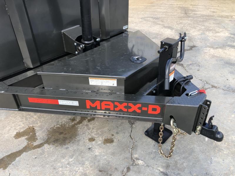 "2022 MAXXD 83""x14' 16k Telescoping Dump Trailer"