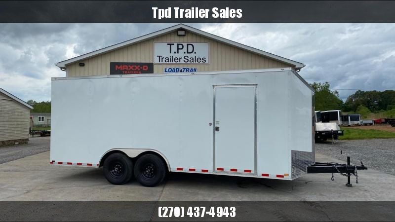 2021 Spartan Cargo 8.5'x20' Enclosed Trailer