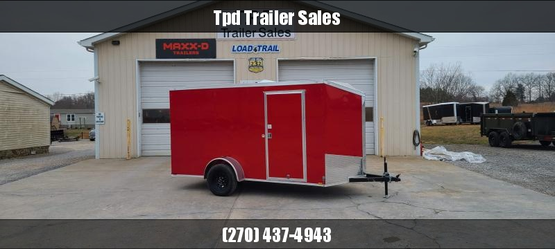 2021 Spartan Cargo SP6X12TA Enclosed Cargo Trailer