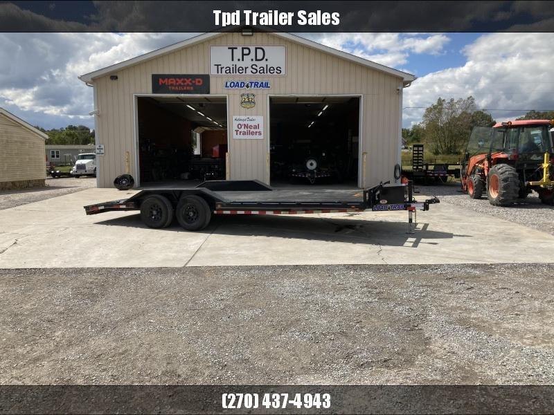 "Used 2020 Load Trail 102""X20' Car Hauler"