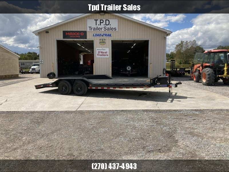 "Used 2020 Load Trail 102""X20' Car Hauler"