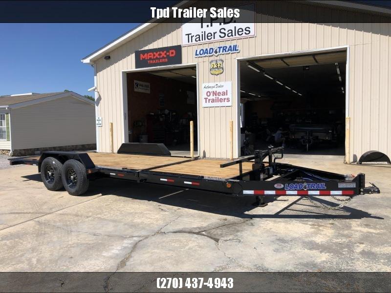 """2021 Load Trail 83""""x72' Tilt-N-Go Equipment Trailer"""