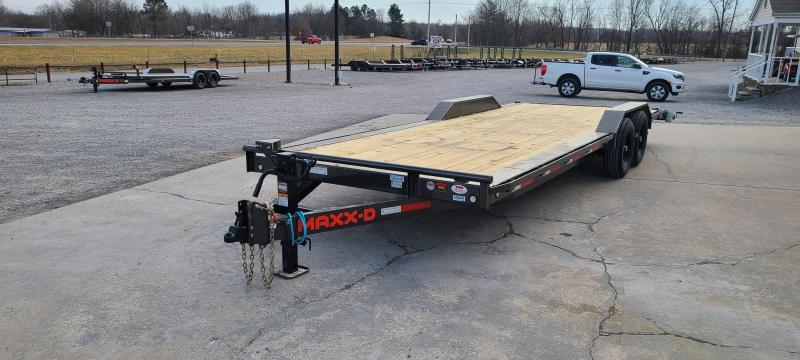 "2021 MAXXD 102""X24' Equipment Trailer"