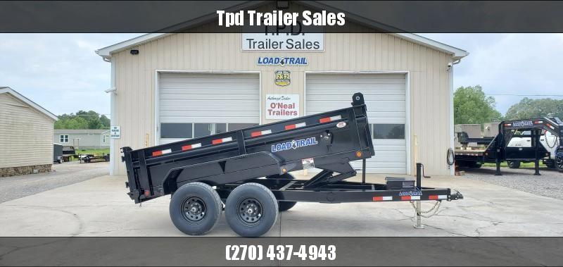 "2021 Load Trail 72""X12' Dump Trailer"