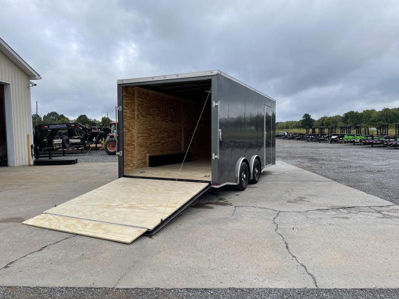 2022 Spartan Cargo 8.5'X18' 10k Enclosed Trailer