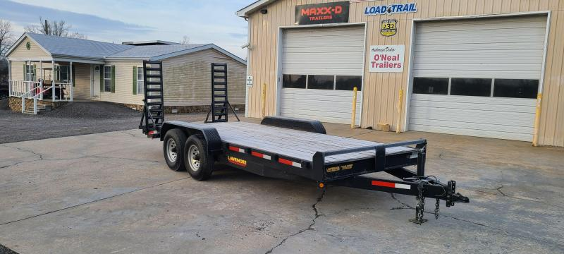 "2018 Lawrimore 83""X18' Equipment Trailer"