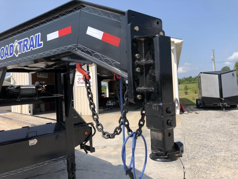 "2021 Load Trail 102""x36' 40k Low-Pro Gooseneck Equipment Trailer"