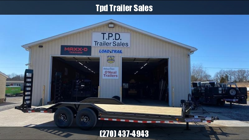 "2021 Load Trail 102""x20' Equipment Trailer"