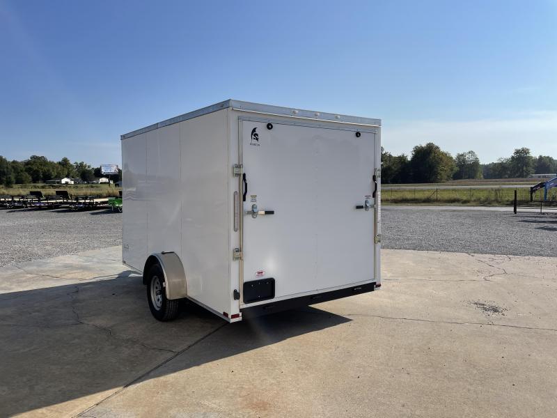 2022 Spartan Cargo 7x12 SA 3K Enclosed Cargo Trailer