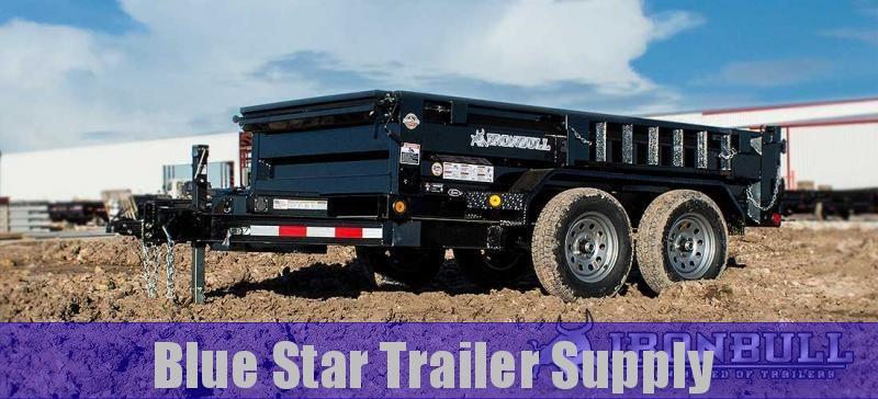 2022 Iron Bull DT07 - 7KBPDUMP Dump Trailer