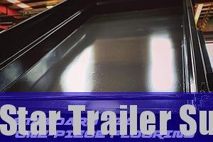 7X12 Iron Bull 14K Dump Trailer
