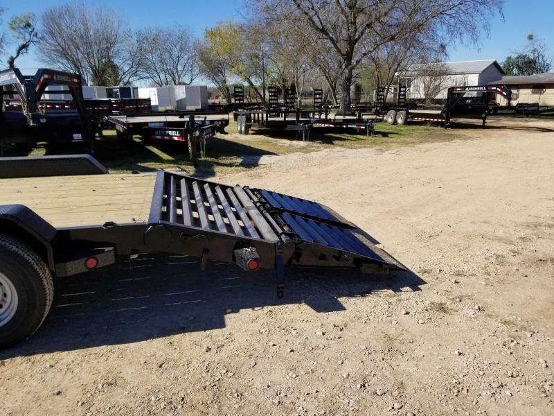 83 X 19+3 Gooseneck Lowboy Equipment Trailer