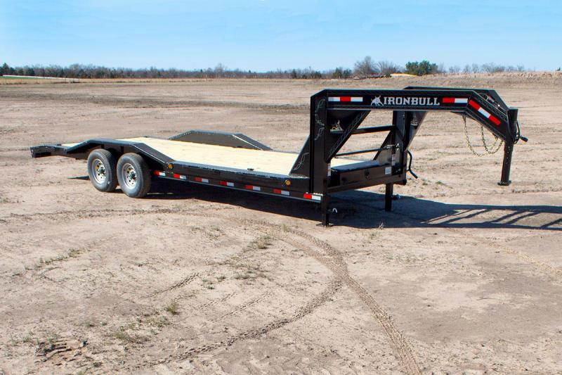 102 X 19+3 Gooseneck Lowboy Equipment Trailer