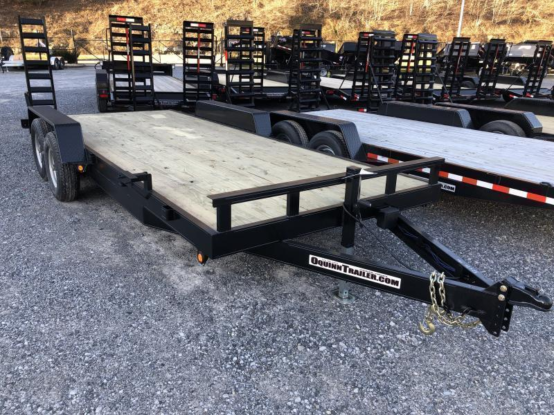 2021 Other (Not Listed) 82x20 7 Ton Equipment Trailer