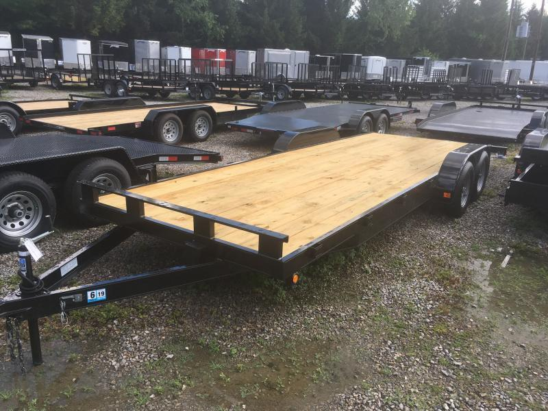 2020 Other 82x22 Wood floor dove Car Hauler Car / Racing Trailer