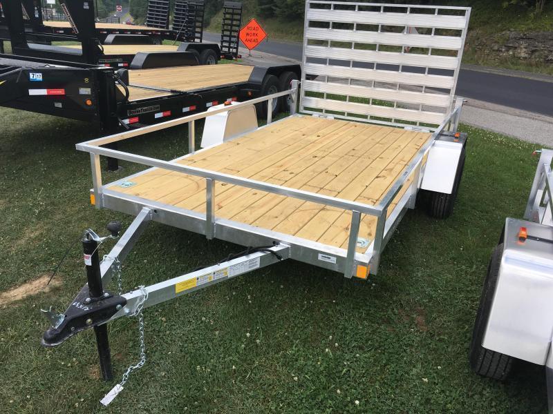 2021 Forest River Inc. 78x12 AFG wood floor aluminum Utility Trailer