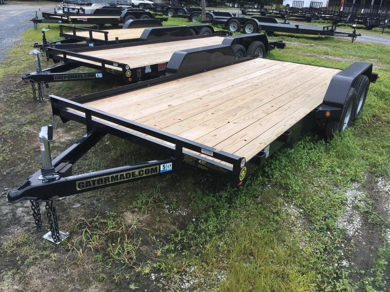 2021 Gatormade Trailers 16 wood car hauler Car / Racing Trailer