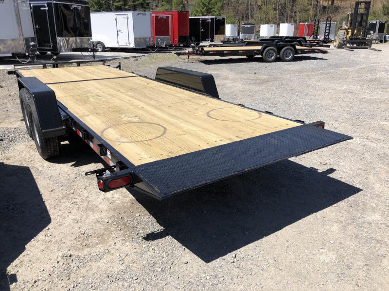 2022 Quality Trailers 82x22(8+14) 7ton Tilt bumper pull Equipment Trailer