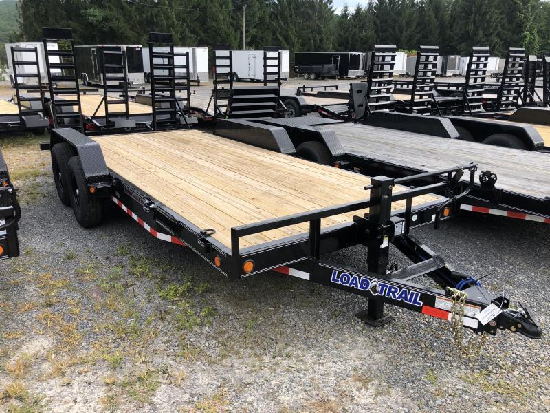 2021 Load Trail 83x18 7Ton Equipment Trailer
