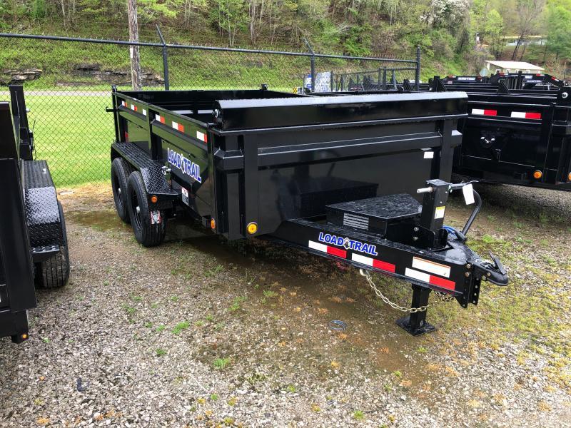 2021 Load Trail 83X12 7Ton Dump Dump Trailer