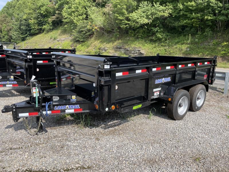 2021 Load Trail 83X14 8Ton Dump Dump Trailer