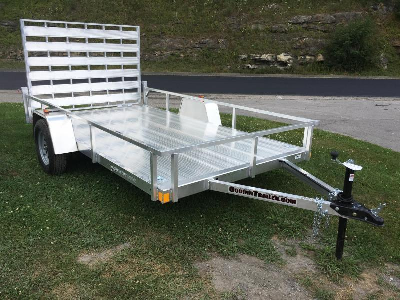 2021 Forest River Inc. 78x12 AFG all aluminum Utility Trailer