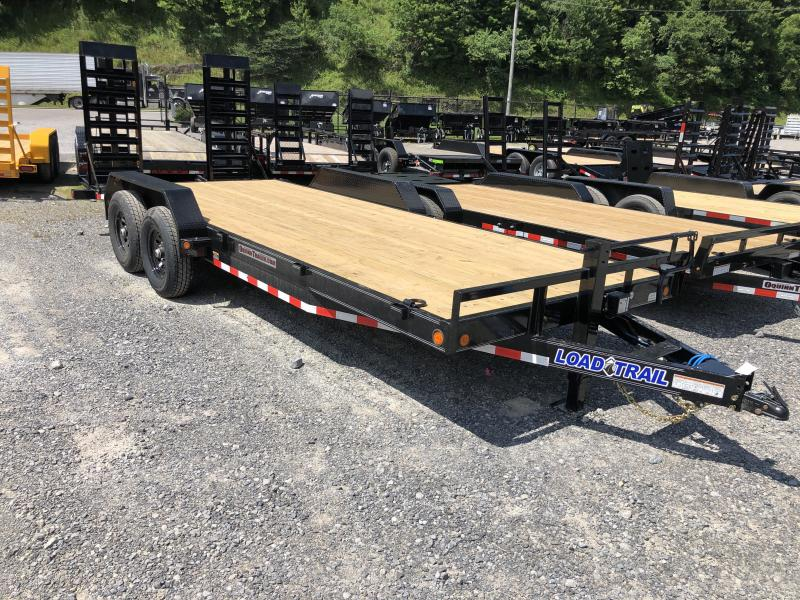 2020 Load Trail 83x20 7Ton wider ramps Equipment Trailer